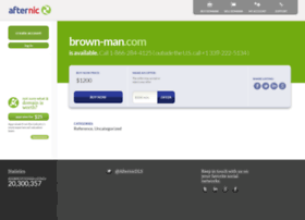 brown-man.com