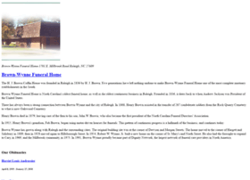 brown-wynne-east-millbrook.tributes.com