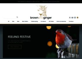 brownandginger.com
