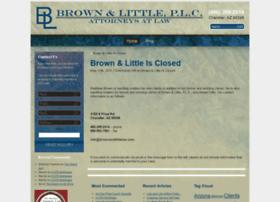 brownandlittlelaw.com
