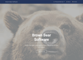 brownbearsoftware.com