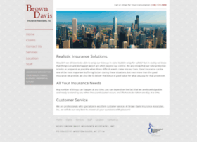 browndavisinsurance.com