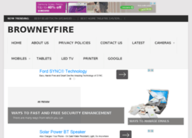 browneyfire.com