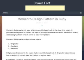 brownfort.com