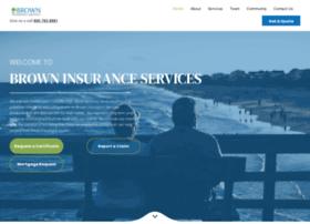 browninsuranceservices.com