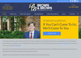 brownlawoffice.com