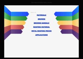 brownmaterials.com