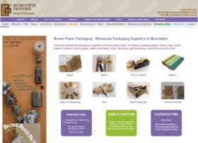 brownpaperpackaging.com