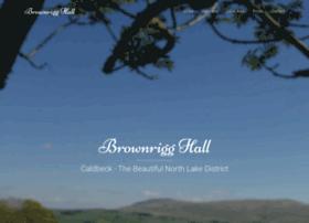 brownrigghall.co.uk