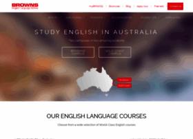 brownsenglish.edu.au