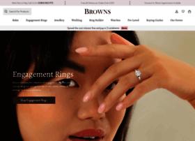 brownsfamilyjewellers.co.uk