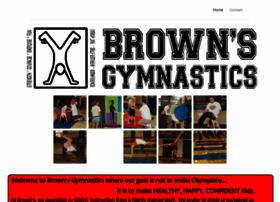 brownsgymnasticsofhouston.com