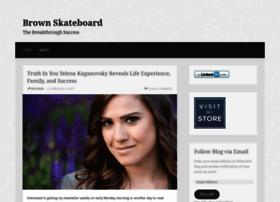 brownskateboard.wordpress.com