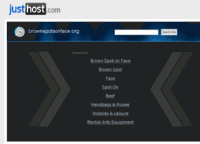 brownspotsonface.org