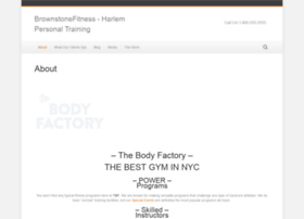 brownstonefitness.com