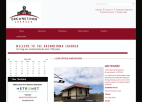 brownstownchamber.org
