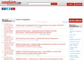 browse.complaints.com