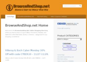 browseandshop.net