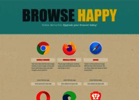 browsehappy.com