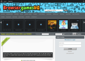browsergameshq.com