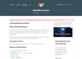 browsers.evolt.org