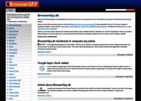 browserspy.dk