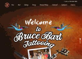 brucebarttattooing.com