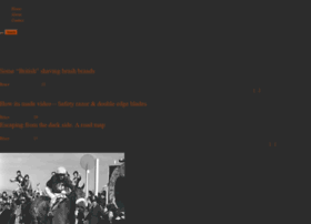 bruceonshaving.com