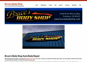 brucesbodyshop.com