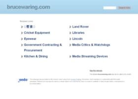 brucewaring.com