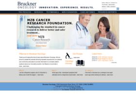 bruckneroncology.com
