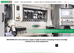 bruderer.co.uk