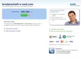 bruderschaft-v-nod.com