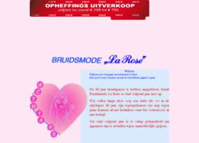 bruidsmodelarose.nl