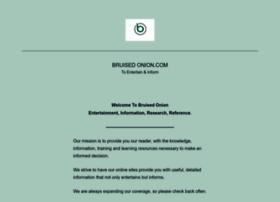 bruisedonion.com