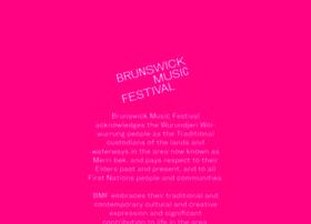 brunswickmusicfestival.com.au