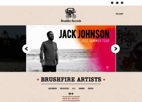 brushfirerecords.com
