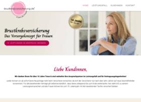 brustkrebsversicherung.de
