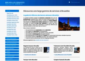 bruxelles-services.be