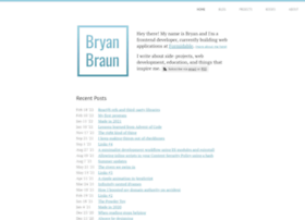 bryanbraun.com