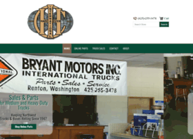 bryant-motors.com