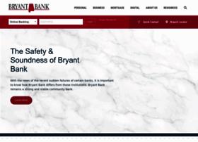 bryantbank.com