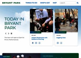 bryantpark.org