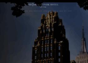 bryantparkhotel.com