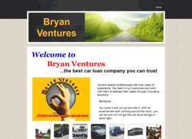 bryanventures.yolasite.com