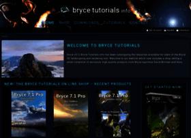 bryce-tutorials.info