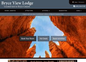 bryceviewlodge.com