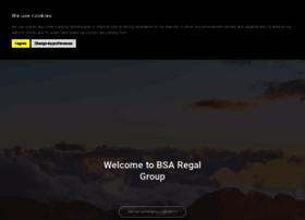bsa-regal.co.uk