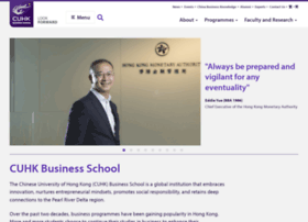 bschool.cuhk.edu.hk