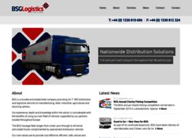 bsglogistics.co.uk